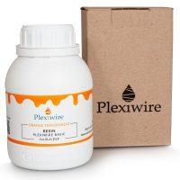 Фотополимер смола Plexiwire resin basic 0.5 кг orange transparent купить