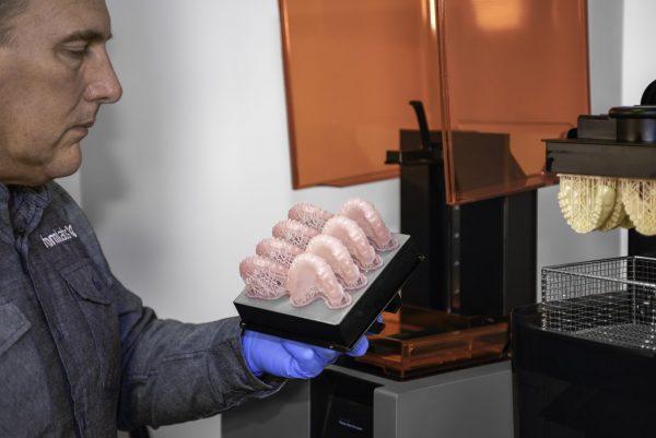 Digital Denture Resin купить протез 3D печать