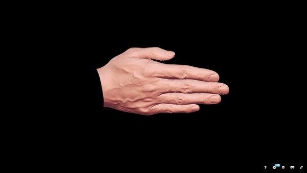 Fisher Handheld scanner 3D сканер рука