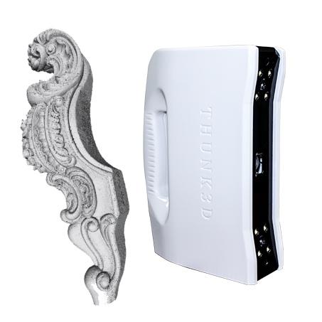Fisher Handheld scanner 3D сканер ручной купить