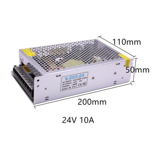 Блок питания S-240-2424V 10A