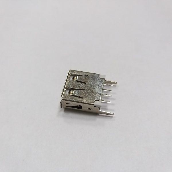 Разъем USB 2.0 (тип A) купить female без платы