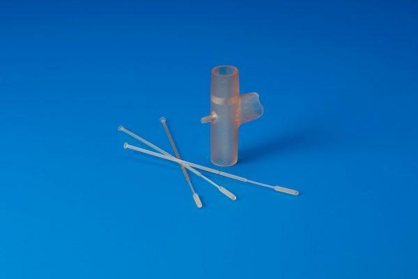 3д печать Biomed Amber тест системы и вентиляция легких