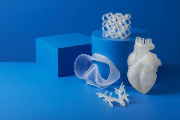 elastic_50A полимер образцы моделей