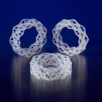Formlabs Elastic 50A Resin примеры