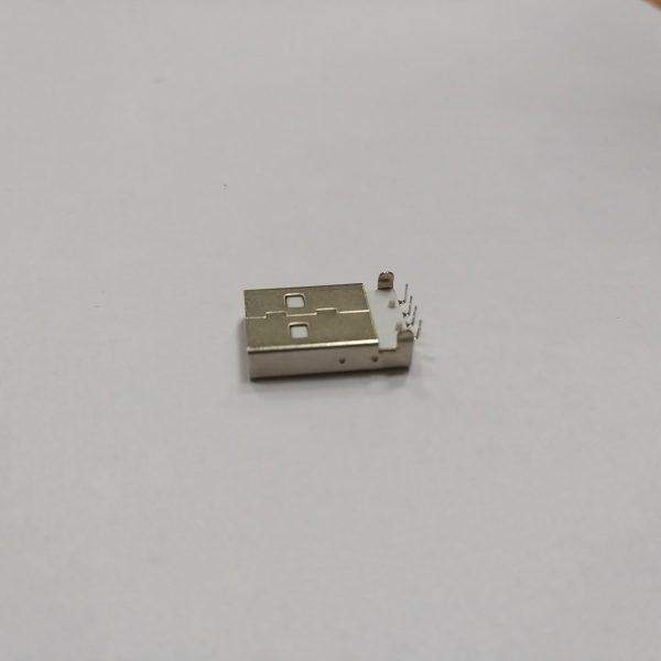 USB тип A) male без платы
