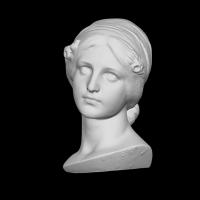 archer сканирование скульптур