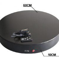 Платформа для фото і відео зйомок і 3д сканування, Обертальний стіл