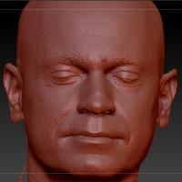 archer сканирование лица