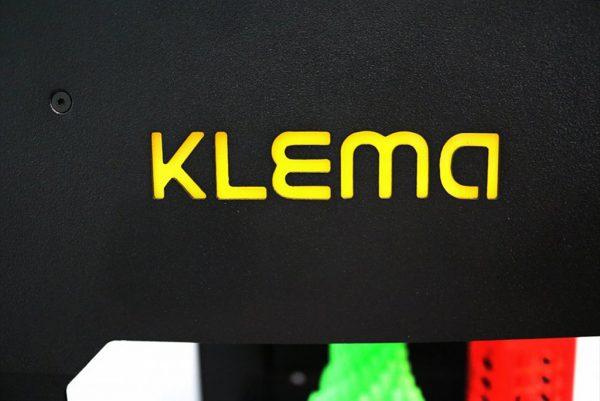 3D printer from manufacturer KLEMA