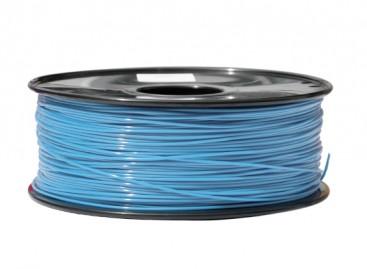 Заказать-PLA-пластик-голубой