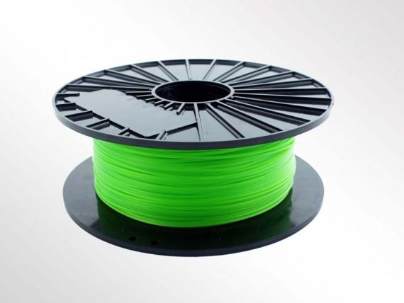Прозрачный-зеленый-PLA-1.75-мм