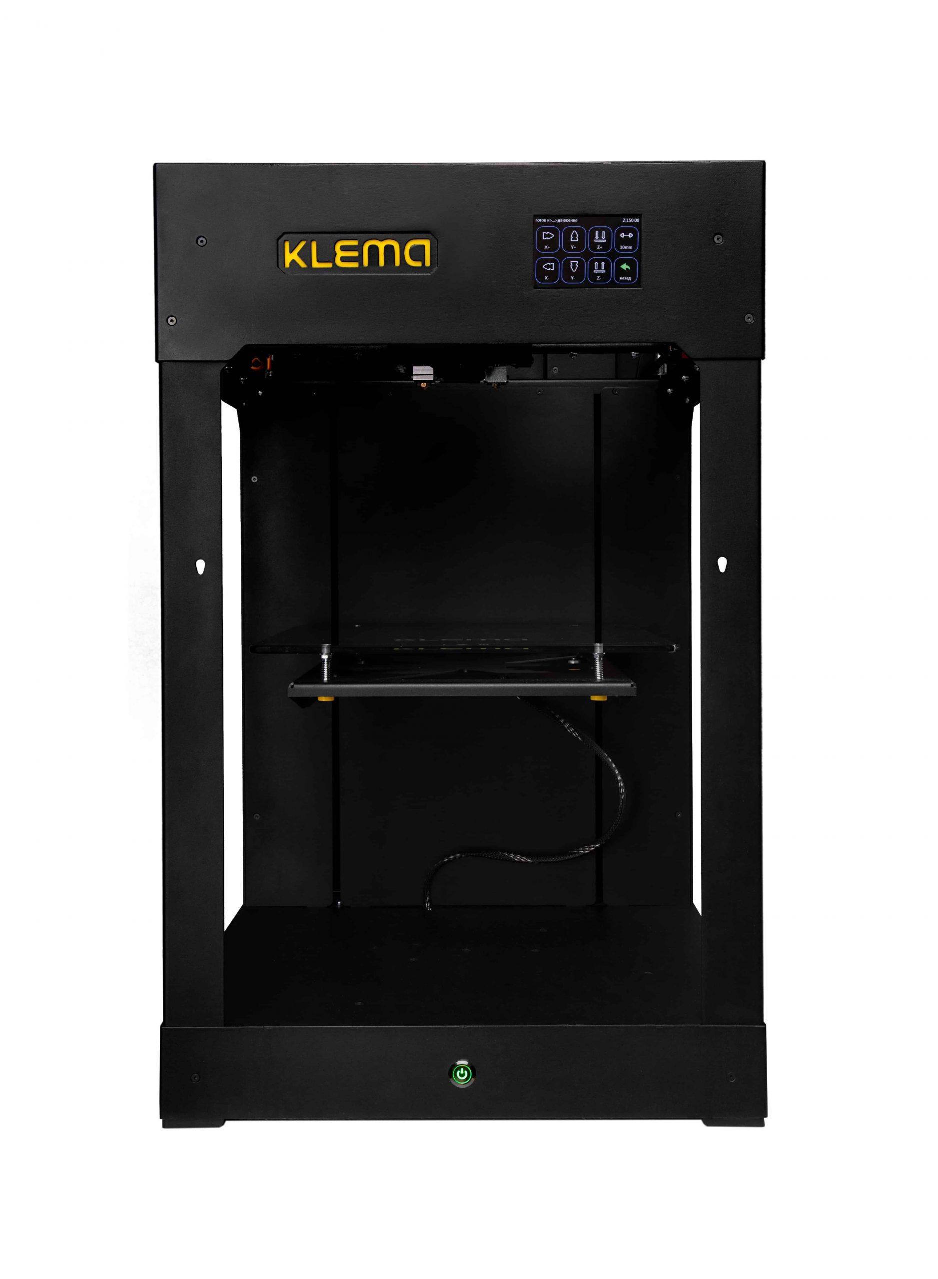 3D printer KLEMA School buy in Ukraine Kiev