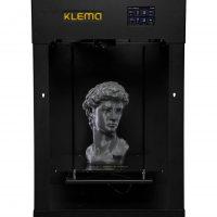 Ukrainian 3D printer KLEMA 250 Twin Pro buy Ukraine Kiev Kharkov Lviv Odessa