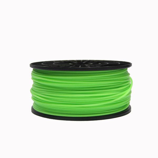 flourescent_green_abs_plastic_for_3d_printing_kiev