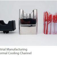 Промышленное производство-Конформный-канал-охлаждения