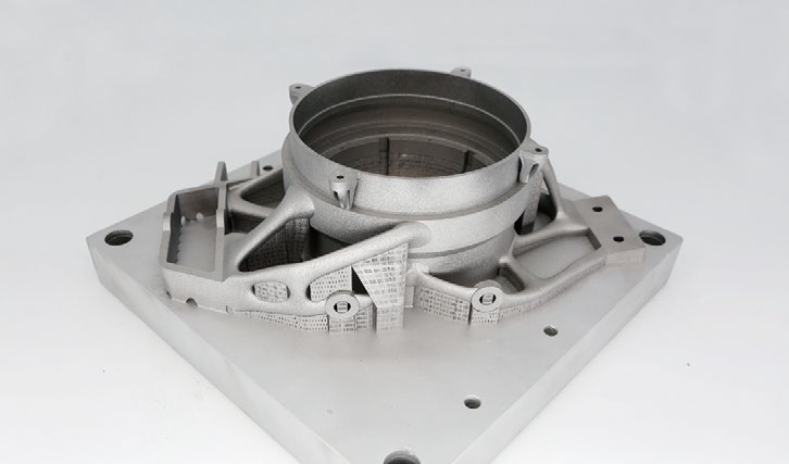 Автоматична рульова колонка з алюмінієвого сплаву. 3D-друк на 3D принтері EP-M250 Pro