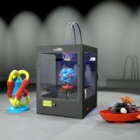 Купити-3Д-принтер-CreatBot-DM