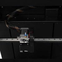 3Д принтер KLEMA система h-bot рельсові напрямні друкуюча головка