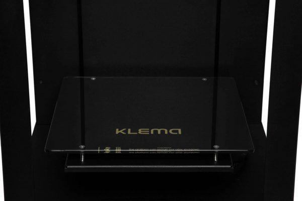 KLEMA 3D принтер платформа із загартованого скла